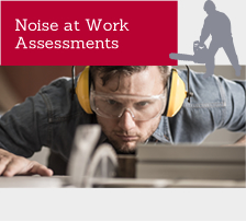 Noise at Work Assessments